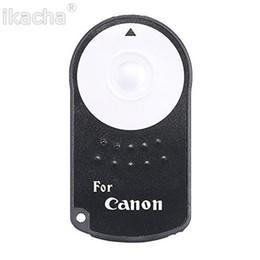 Deutschland 10 stücke neue rc-6 ir infrarot drahtlose fernbedienung kamera auslöser für canon eos dslr 600d 650d 450d 500d 550d 750d supplier camera eos 5d Versorgung