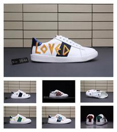 b7c63cdbcc gucci men shoes Tennis Shoes gucci shoes women ultime lambskin ricamato  colore corrispondenza campus stile moda scarpe casual, scarpe da uomo  progettista ...