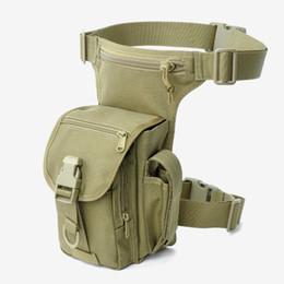 Wholesale Trends Casual Bag - Leg Hip Drop Bag Nylon Men Trend Ride Motorcycle Molle Male Travel Climb Assault Camera Belt Bum Fanny Waist Pack