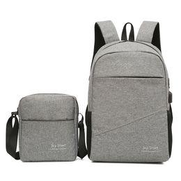 koreanische mode für männer teenager Rabatt Casual Reiserucksack Männer Frauen Multifunktionale Korean 15 Zoll Laptop Rucksäcke für Teenager Fashion Bag Schoolbag Woman