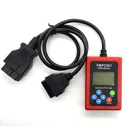 Mazda stifte online-FMPC001 für Ford / Mazda Incode-Rechner FMPC001 Pin-Code-Rechner Incode-Diagnose-Tool ohne Token-Beschränkung