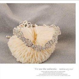 2019 jóias finas coreanas Jóias Coreano Moda Genuine Requintado Completa Brilhante Pulseira Ms. Fine Jewelry Bracelet