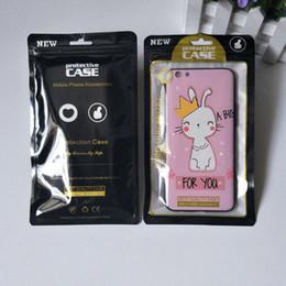 Argentina 1000 Unids 12 * 21 cm 5 colores de Plástico Zip Lock Caja Del Teléfono Celular Bolsas Teléfono Móvil Shell Embalaje Paquete de la Cremallera Para iphone xs 8 más caso Suministro