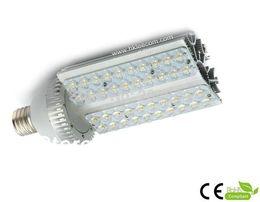 Wholesale Led Ip54 - 2015 1pcs lot ,40w Bridgelux Led Street Light With E27,e39 40 Base ,rotation 360 Degress,ac85-265v Input Voltage,ip54 ,ce Rohs.