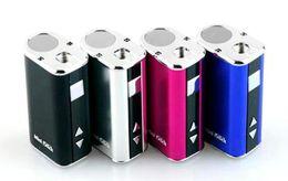 Wholesale mini k - Eleaf Mini Istick 10w box Mod 1050mah Battery Small Size Mini Eleaf istick 10w E-cigarette Mods DHL