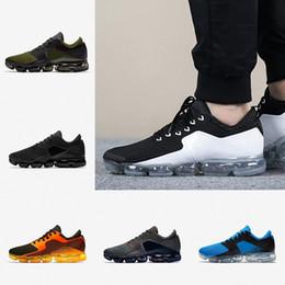 2019 nouvelles chaussures fraîches Nouveau 2018 VM CS Chaussures de course pour hommes Run Oreo Triple s Blanc Noir Cool Gris Mode formateurs Designer Sport Sneakers Taille 40-45 nouvelles chaussures fraîches pas cher