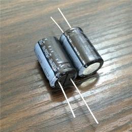 Wholesale Audio Electrolytic Capacitors - Wholesale- 10pcs 3900uF 16V ELNA RJH Series 16x25mm Super Low Impedance 16V3900uF Audio Capacitor