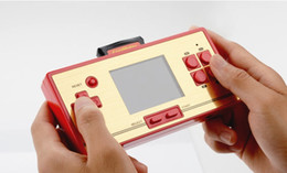 Wholesale Handheld Color - Mini TV Video Retro Handheld RS-20 FC CoolBaby Pocket FC Game Console Built-in 600 Games With 2.6 Inch Color Screen DHL