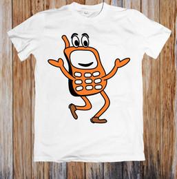 handy-ärmel Rabatt MOBILTELEFON REMIX LUSTIGE UNISEX T-SHIRT Großhandel Top T-Shirt Basic Die neue Kurzarm-lustige Druck-Baumwolle gedruckt lustiges Geschenk Kurzarm