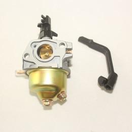 Benzinvergaser online-Marke HuaYI Vergaser für 168F 170F Benzin Generator 2KW 2.5KW 3KW GX160 GX200 2.2KVA 5.5HP 6.5HP