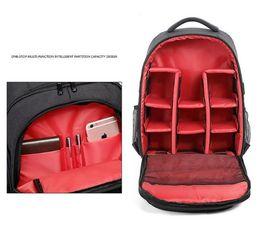 Wholesale Backpack Camera Case - HOT Waterproof Camera Lens Backpack Case Bag photography digital camera video backpack Lens travel laptop bag Camera Bags, Cases & Straps