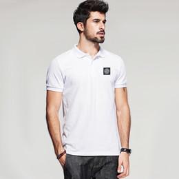 Wholesale Funny Long Sleeve Shirts - Wholesale men luxury diamond design Tshirt fashion t-shirts men funny t shirts brand long sleeve cotton tops and tees.