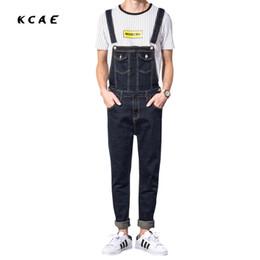 78c4d1ef6c6e 2017 New Plus Size S-4XL Denim Jumpsuit Men Autumn Spring Overalls Jeans  Male Couple Suspender Bib Pants