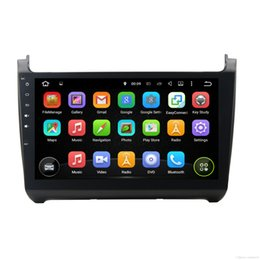 Wholesale Gps Din Volkswagen - Car Radio Octa Core 4GB RAM 32GB ROM Android 7.1.1 Double 2 din 10.1'' touch screen Multimedia Car DVD GPS Player For Volkswagen P