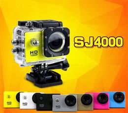 Canada SJ4000 1080P Full HD Action Caméra Sport Numérique 2 Pouces Écran Sous Étanche 30M DV Enregistrement Mini Sking Vélo Photo Vidéo Cam Offre