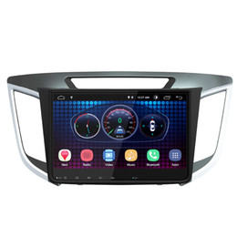 Radio gps hyundai ix35 on-line-10.2 de polegada Android 6.0 Hyundai ix25 Creta Cantus 2015 unidade de carro e DVD de navegação GPS rádio do carro Wifi