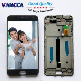 Pour Meizu M2 Note Digitizer à Écran Tactile + Écran LCD Pour Meizu M2 Note 5,5 pouces Portable Couleur Noir Livraison Gratuite ? partir de fabricateur