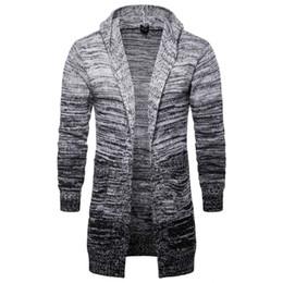 2018 graue pullover hoodie männer 2018 Herbst Herren Hoodie Strickjacke  Jacke, Herrenbekleidung, europäischen und 48ec2006b4