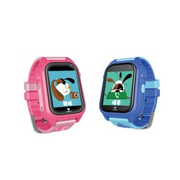 Wholesale apple positions - M06 Smart GPS Child Watch Waterproof IP67 Phone Positioning GPS Tracker 1.44 inch Color Touch Screen Smartwatches
