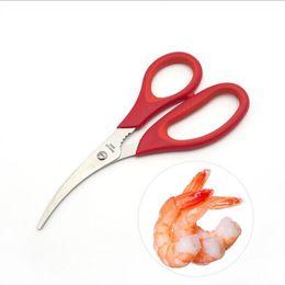 Оптовая новый популярный Омар креветки краб морепродукты ножницы ножницы Ножницы снаряды кухня инструмент популярные Бесплатная доставка от