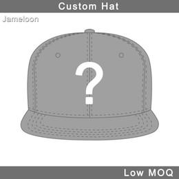 d4f50fb55b5 flat brim 3D embroidery printed logo fashion style sport cap snap back hat  custom baseball hat