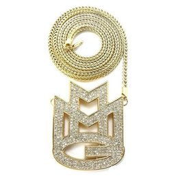 Canada CARA new ICED out GROUPE MUSIQUE MAYBACH MMG Pendentif 36