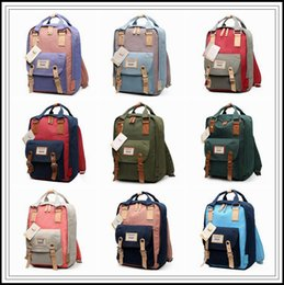 Wholesale Function Laptop Bags - 39 Styles Mommy Bags Diaper Maternity Backpacks Brand Desinger Handbags Vogue Laptop Bags Outdoor Totes Nursing Bag Organizer CCA8769 20pcs