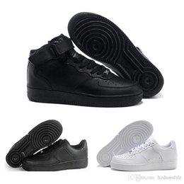 Massaggiare le scarpe delle donne online-force one 1 2017 alta qualità uno uomini donne scarpe caual massaggio scarpe basse piatte per il tempo libero scarpe da skateboard dimensioni eur 36-46