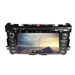 2gb ram chinês telefone on-line-Leitor de DVD Carro para NISSAN Tenna Altima 8 polegadas Andriod 6.0 com GPS, controle de volante, Bluetooth, rádio, 2 GB de RAM