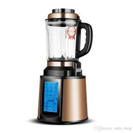 Canada Machine de cuisson de mélangeur de nourriture électrique multifonctionnelle de mélangeur complètement automatique 48000R / min supplier electric food blenders Offre