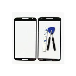 2019 nexus außenschirm Front äußere Bildschirm für Motorola Google Nexus 6 XT1100 XT1103 Touch Glaslinse Repair Teile neue Original rabatt nexus außenschirm
