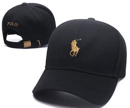 Canada 2018 en gros casquette de baseball 100% coton casquettes de sport chapeaux réglables pour hommes hip hop panneau casquettes snapback polo os casquette visière chapeau gorras supplier adjustable hats for men Offre