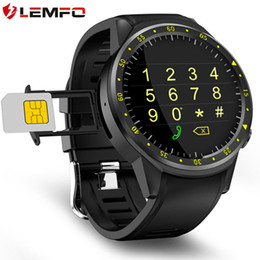 Wholesale F1 Android - F1 Smart Watch with Camera Altimeter Support Sim TF Card GPS Smartwatch Heart Rate Sport Wristwatch for IOS Android
