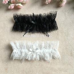 Wholesale Japanese Lace Lingerie - Japanese Neko Harajuku Eyelashes Lace Leg Garter Belt Ribbon Bow Wedding Party Lingerie Bridal Copsplay Maid Thigh Harness
