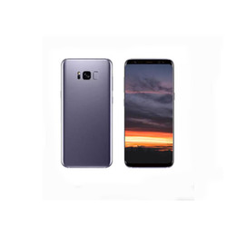 Wholesale chinese curve - Goophone Curved 6.2inch S8 Plus S8+ Cell Phone 1+4GB Quad core Show Octa Core Show 4G 128GB Show Lte WCDMA Unlocked Smartphone