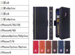 Wholesale vintage style iphone cases - Removable Detachable Book Style Leather Wallet Case For Iphone X 8 7 Plus 6 5 5S SE Galaxy S9 S8 Retro Vintage Old Magnetic 2in1 Flip Covers