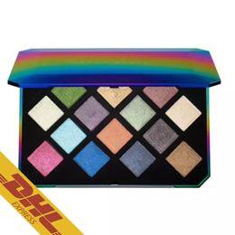 Wholesale Eyeshadow Palette 3d - Fenty Beauty By Rihanna 14 Colors GALAXY Eyeshadow Palette Real Photos HYPER-REFLECTIVE SPARKLE PHENOMENAL 3D FLECKS INFINITE NEW DIMENSIONS
