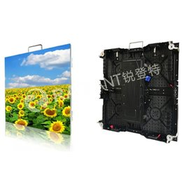 Wholesale Outdoor Advertising Screens - China hot sale die casting P4.81 outdoor rental led advertising display screen with cheap price