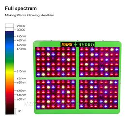 Wholesale Led Light Medical - MarsHydro Reflector 960W Indoor Medical Plant Hydroponics Full Spectrum LED Grow Light for Black Box with Local shipping and free duty