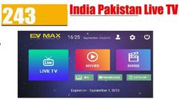 Canada Abonnements IPTV indiens Pakistan IPTV Scandinavie Royaume-Uni USA chaînes canadiennes travaillant sur android tv box mobile mag 250 mag254 smart tv Offre