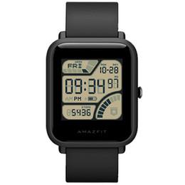 2019 оригинальное устройство smartwatch Original Xiaomi Huami AMAZFIT Smartwatch International Version With Corning Gorilla Glass Screen Heart Rate / Sleep Monitor GPS дешево оригинальное устройство smartwatch