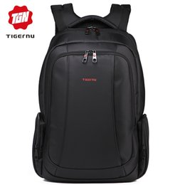 2019 bolsas tigernu Femininos de Tigernu Marca 14inch Backpack Mulheres Laptop Mochilas Sacos Casual Mochila Escolar mochila para meninos gilrs adolescentes bolsas tigernu barato
