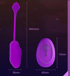2020 bolas de masturbación de las mujeres Huevo dorado saltando huevo huevo de silicona de control remoto inalámbrico bola bullet huevos vibrador para mujeres masturbación rebajas bolas de masturbación de las mujeres