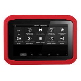 Canada XTOOL X-100 X100 PAD avec adaptateur EEPROM Clé de tablette Support de programmeur Support de réglage du compteur d'huile de mise à jour en ligne Offre