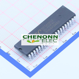 Wholesale Cpu Dvd Player - High quality CPU Microcontroller 1 piece STC12C5A08S2 DIP-40 industrial electronic active Components integrated circuit support DS