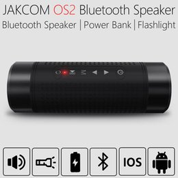 Wholesale audio led lights - Jakcom OS2 Outdoor Bluetooth Speaker Waterproof 5200mAh Power Bank Bicycle Portable Subwoofer Bass Speaker LED light Bike Mount