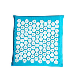 Tapis d'acupuncture Massage Tapis de yoga Fitness Coussin de massage Acupuncture Tapis de massage Acupressure Hanche Dos Masseur ? partir de fabricateur