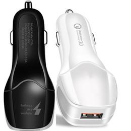 QC3.0 veicolo USB singolo che carica il caricatore del veicolo 3A supplier charger 12v 3a da caricatore 12v 3a fornitori