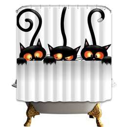 Discount Halloween Shower Curtains