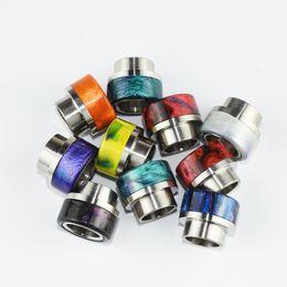 Wholesale cheapest rda - Cheapest Wide Bore vape pen Drip Tips 528 Goon 810 Mouthpiece GOON 528 rda Tank vape mouth Tip